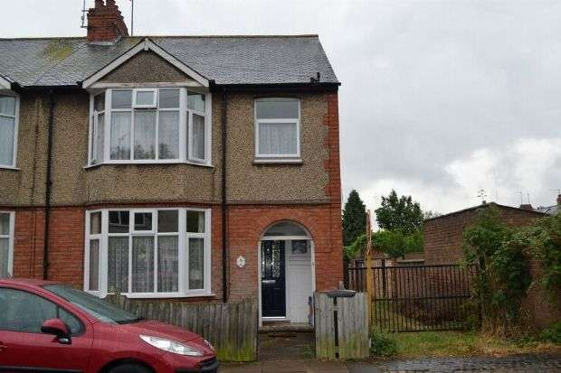 3 Bedrooms Semi Detached House for sale in Elmhurst Avenue, Spinney Hill, Northampton NN3 2LD