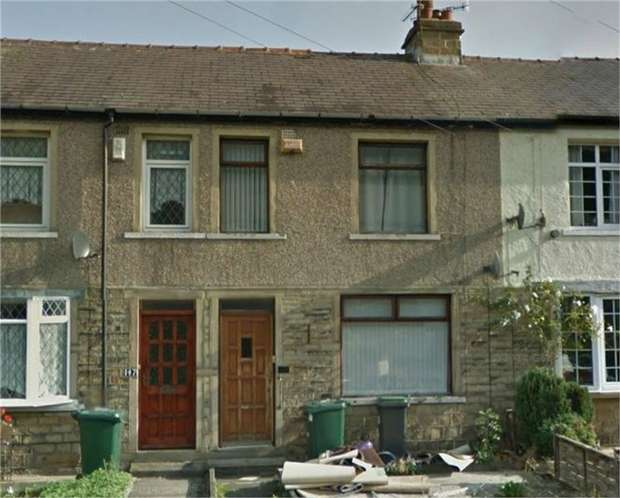 3 Bedrooms Terraced House for sale in Carr Bottom Avenue, Bradford, West Yorkshire