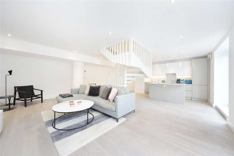 2 Bedrooms Flat for sale in West Elms Studios, 104a Stewarts Road, London, SW8
