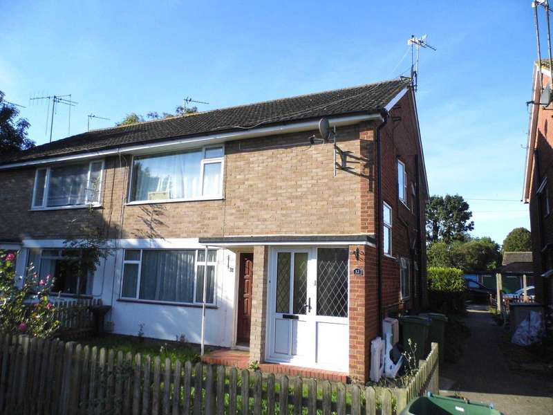 2 Bedrooms Maisonette Flat for sale in Bedgrove