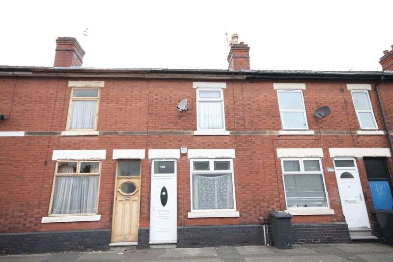 2 Bedrooms Terraced House for sale in ALMOND STREET, DERBY