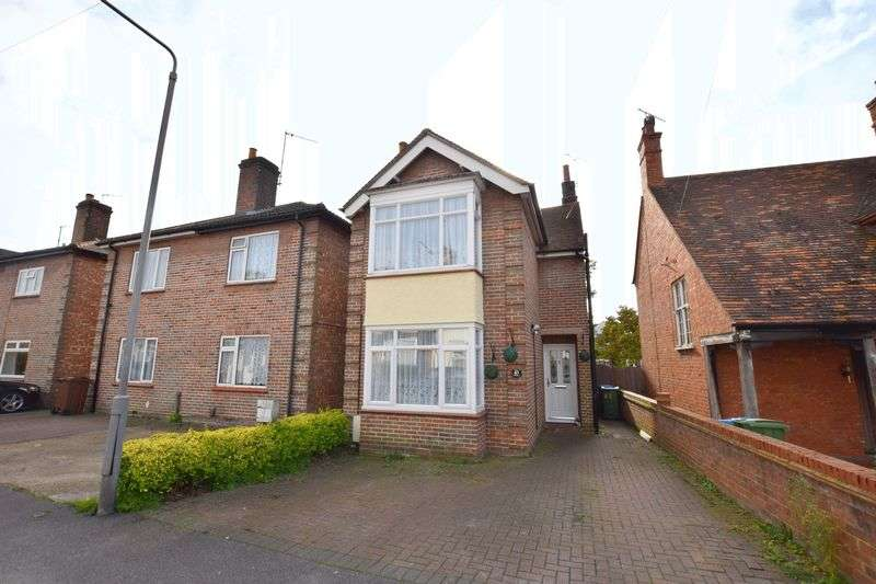 3 Bedrooms Detached House for sale in Willow Road, Aylesbury