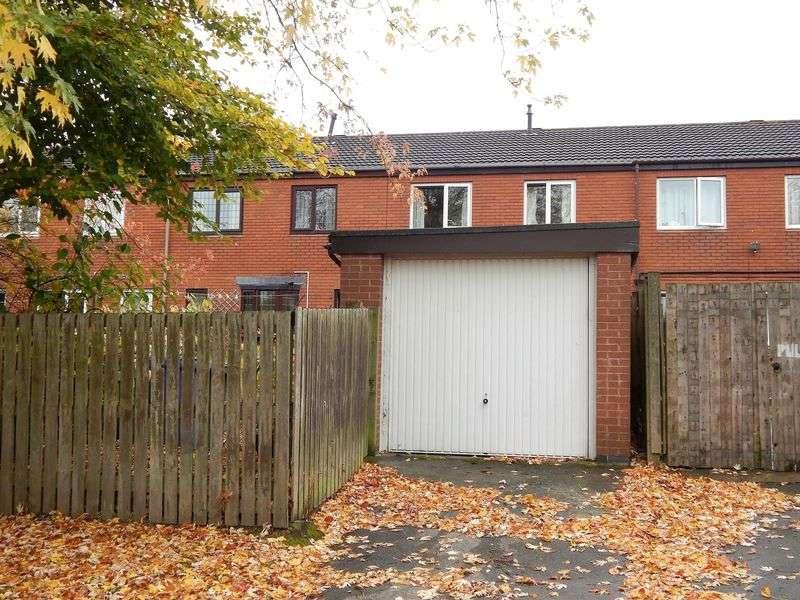 3 Bedrooms Mews House for sale in Seven Acres, Bamber Bridge, Preston