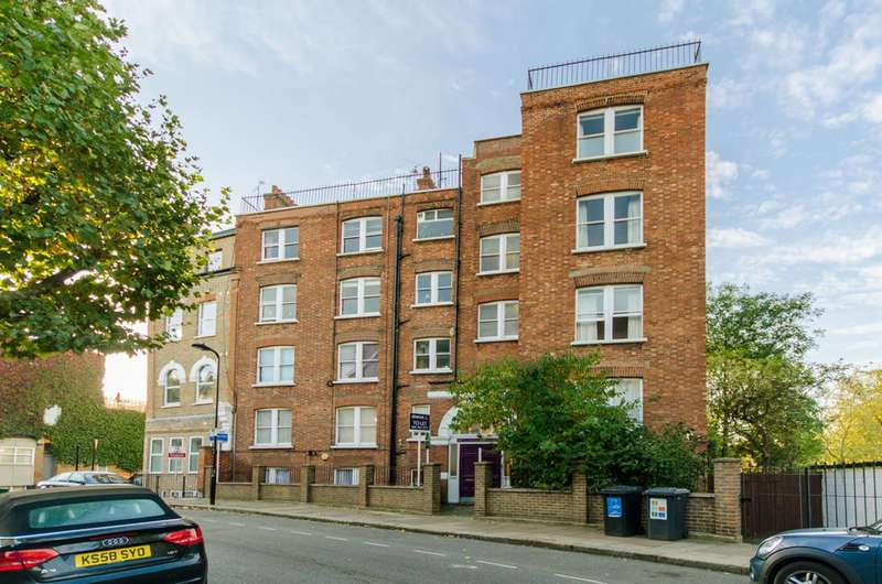 2 Bedrooms Flat for sale in Hemstal Road, West Hampstead, NW6