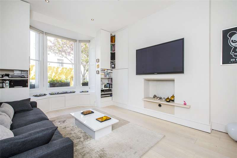 3 Bedrooms Flat for sale in Redcliffe Road, London, SW10