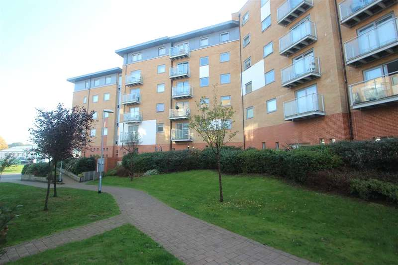 1 Bedroom Flat for sale in Sail House, Ship Wharf, Colchester
