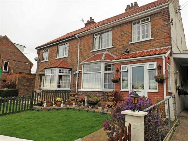 3 Bedrooms Semi Detached House for sale in Vale Crescent, Bishop Wilton, York