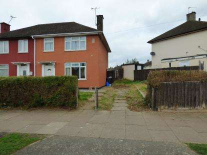 3 Bedrooms Semi Detached House for sale in Pindar Road, Leicester