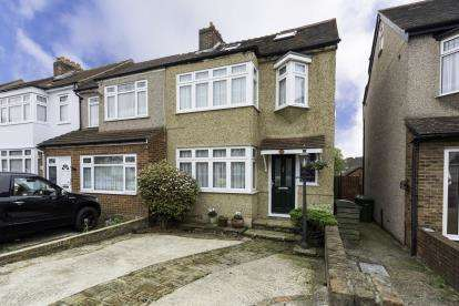 4 Bedrooms End Of Terrace House for sale in Collier Row, Romford