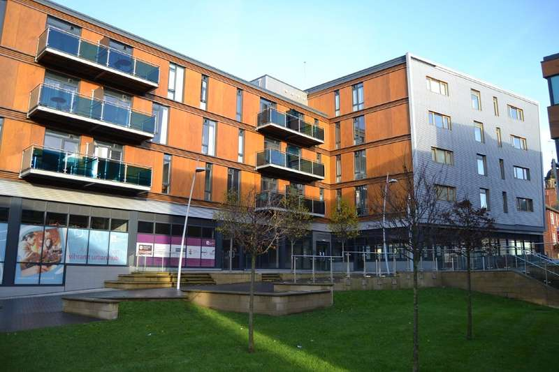 1 Bedroom Flat for sale in Mulberry House, Wakefield