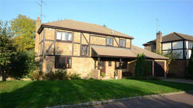4 Bedrooms Detached House for sale in Arbor Meadows, Winnersh, Wokingham
