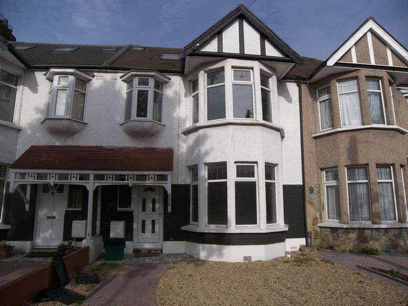 4 Bedrooms Terraced House for sale in KENWOOD GARDENS, GANTS HILL IG2