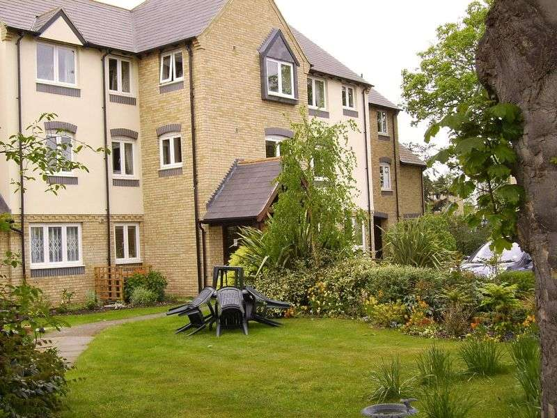 2 Bedrooms Retirement Property for sale in Alder Court, Cambridge, CB4 1GX