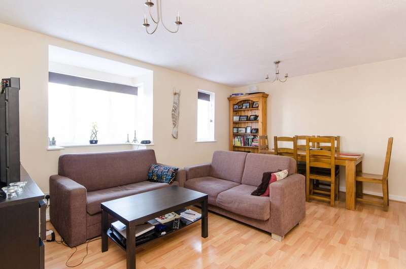 2 Bedrooms Flat for sale in Woodgate Drive, Streatham Common, SW16