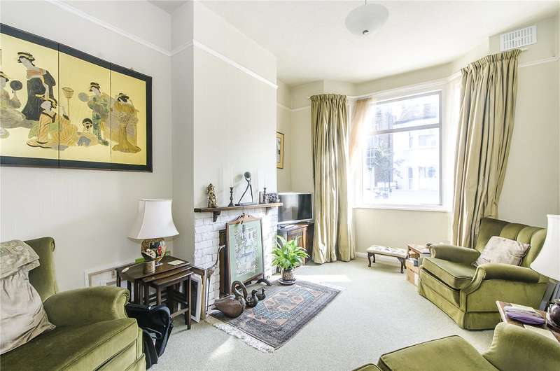 3 Bedrooms House for sale in Humbolt Road, London, W6