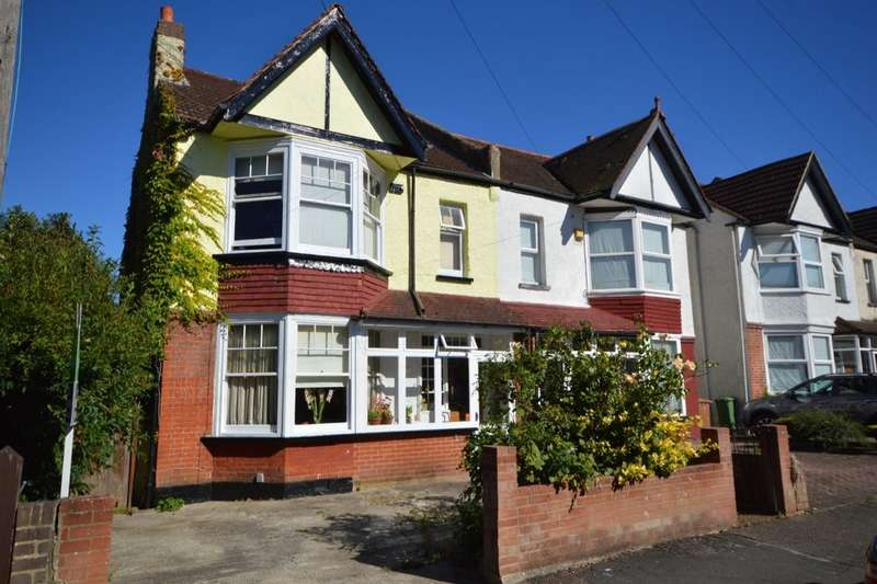 4 Bedrooms Semi Detached House for sale in Milton Road, Wallington, SM6