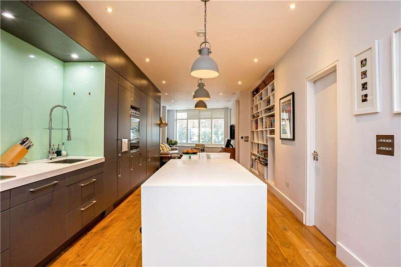 4 Bedrooms Terraced House for sale in Bollo Lane, London, W4