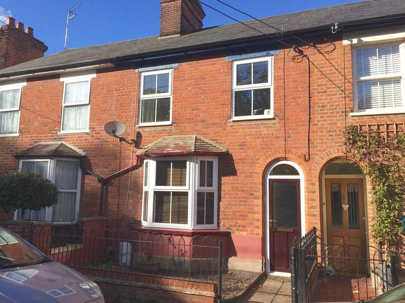 4 Bedrooms Terraced House for sale in Chauntry Road