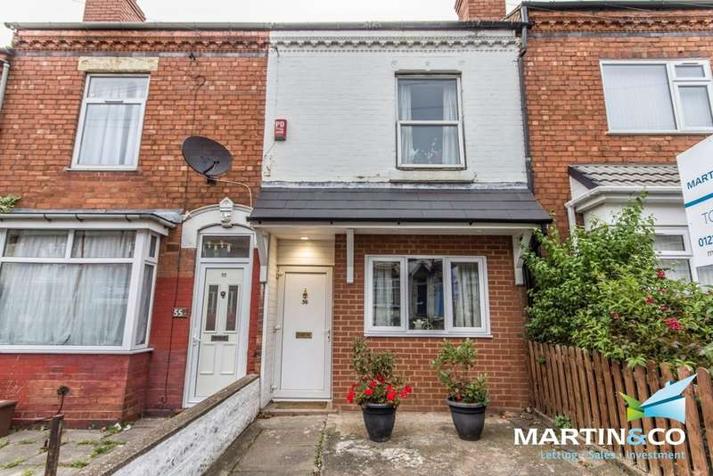 3 Bedrooms Terraced House for sale in Three Shires Oak Road, Bearwood