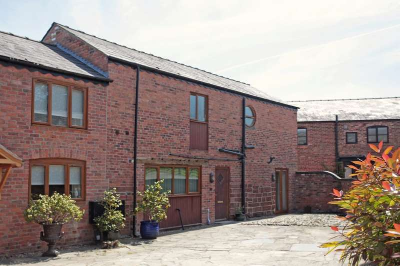 3 Bedrooms House for sale in 3 bedroom Barn Conversion Semi Detached in Tarporley