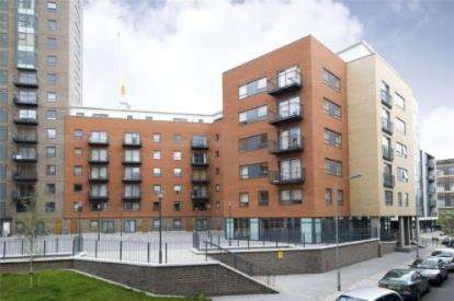 1 Bedroom Flat for sale in Stratford, Lodnon