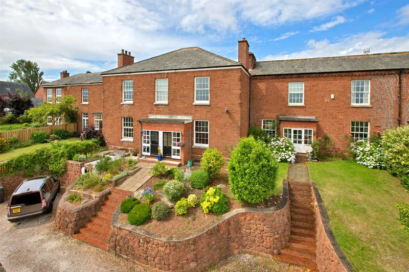 3 Bedrooms Terraced House for sale in Exminster, Exeter