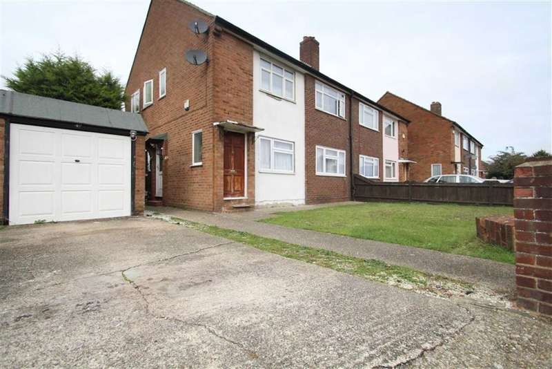 2 Bedrooms Property for sale in Mimosa Road, Hayes, Middx