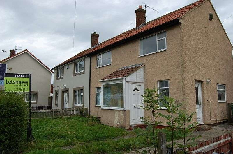 3 Bedrooms Semi Detached House for rent in ** NEW LISTING ** Brookside Avenue, Blyth