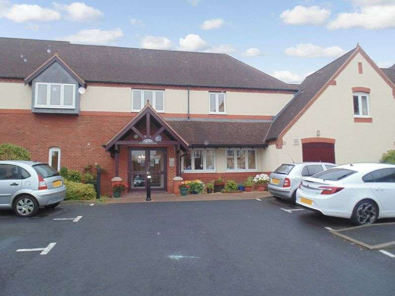 2 Bedrooms Retirement Property for sale in St Saviour's Court, Stourbridge, DY9 0HQ