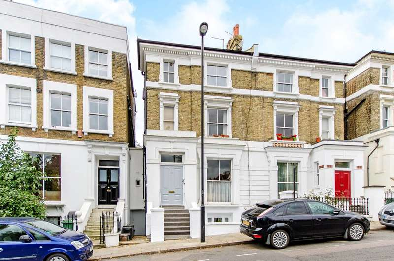 2 Bedrooms Flat for sale in Highgate West Hill, Highgate, N6