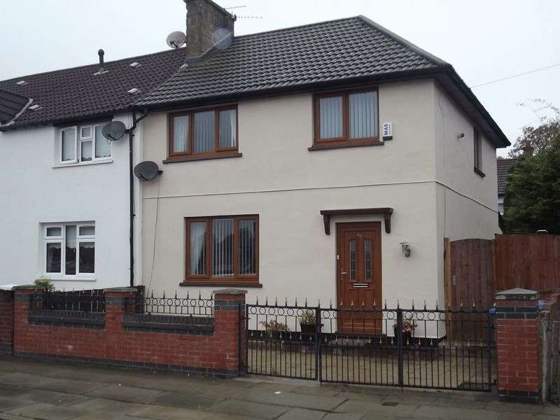 3 Bedrooms Terraced House for sale in Cranehurst Road, Walton