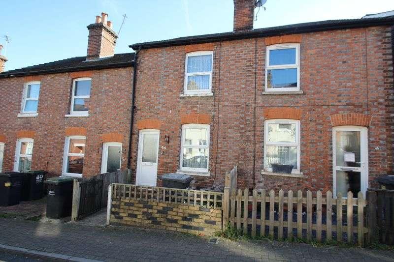 2 Bedrooms Terraced House for sale in Woodside Road, Tonbridge