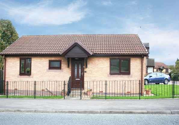 2 Bedrooms Detached Bungalow for sale in Amorys Holt Way, Rotherham, South Yorkshire, S66 8RF