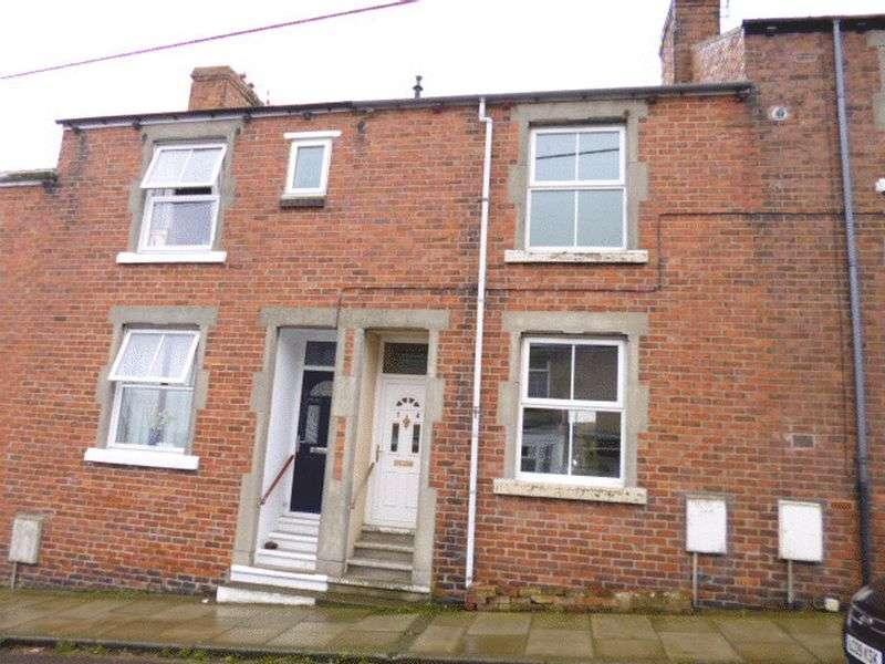 2 Bedrooms Terraced House for sale in Helmington Terrace, Hunwick
