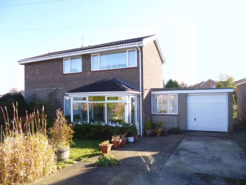 3 Bedrooms Semi Detached House for sale in Windermere Drive, Bishop Auckland
