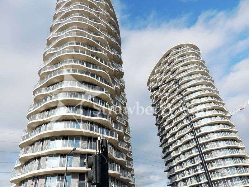 1 Bedroom Flat for sale in Hoola East Tower, Royal Victoria Docks,