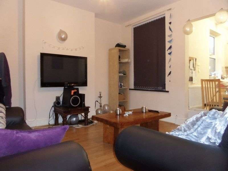 6 Bedrooms Terraced House for rent in 6 Bed Rolleston Drive, Nottingham
