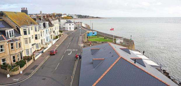 2 Bedrooms Flat for sale in Pierhead, Exmouth, Devon