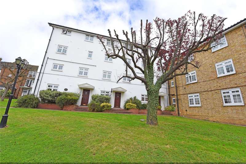3 Bedrooms Maisonette Flat for sale in Southfields Court, Albert Drive, London, SW19