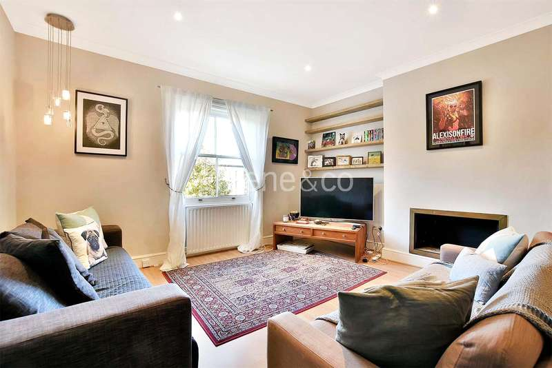 2 Bedrooms Flat for sale in Brondesbury Villas, Brondesbury Park, London, NW6