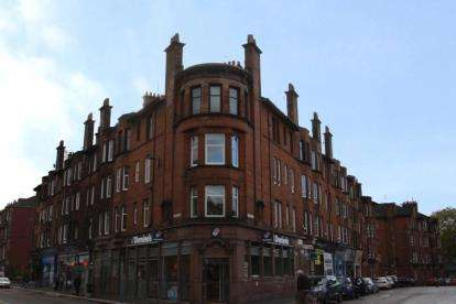 2 Bedrooms Flat for sale in Coustonholm Road, Shawlands