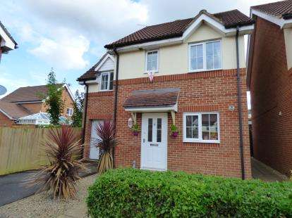3 Bedrooms Detached House for sale in Tidworth, Wiltshire