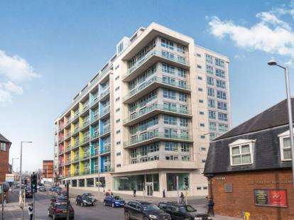 1 Bedroom Flat for sale in The Litmus Building, 195 Huntingdon Street, Nottingham, Nottinghamshire