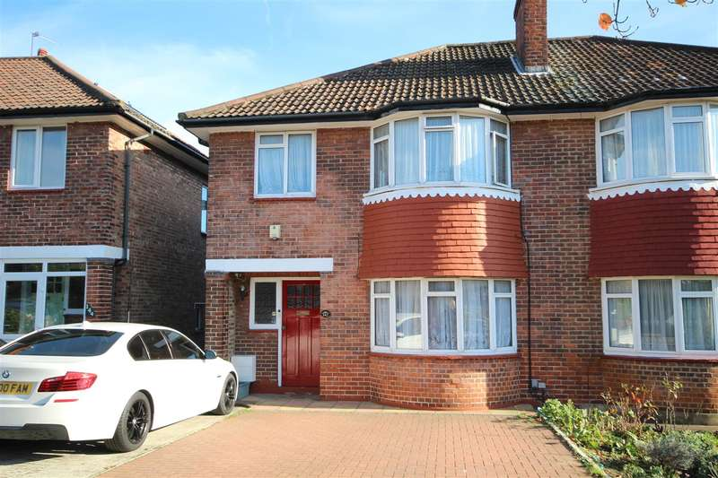 3 Bedrooms House for sale in St. Dunstans Avenue, London W3