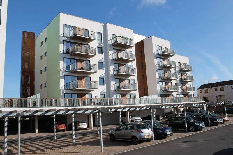 1 Bedroom Flat for sale in Argentia Place, Portishead