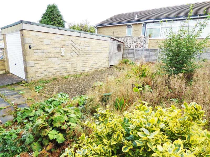 2 Bedrooms Detached Bungalow for sale in Tile Close, Skipton