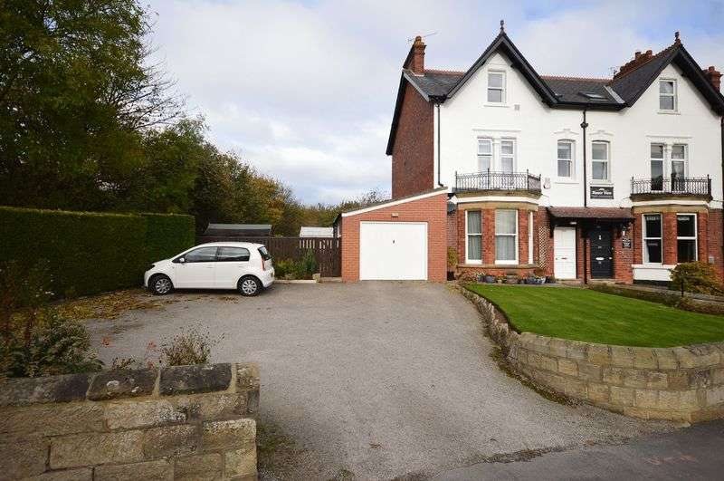 6 Bedrooms Semi Detached House for sale in Prospect Hill, Whitby