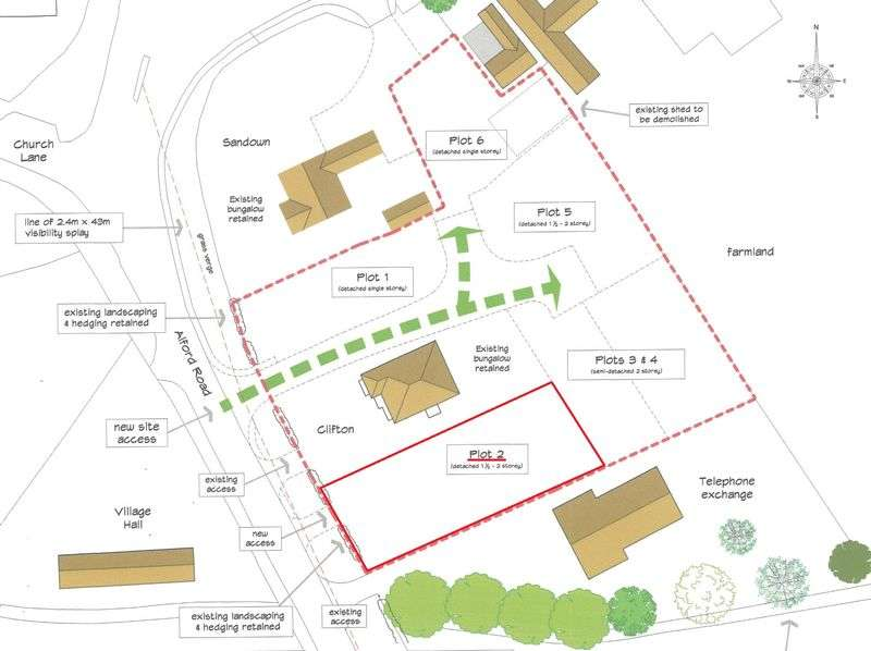 Land Commercial for sale in Alford Road, Withern, Alford