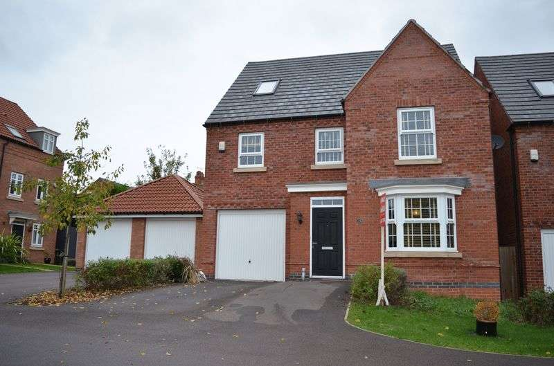 6 Bedrooms Detached House for sale in McQueen Drive, Mountsorrel, Loughborough, Leicestershire.