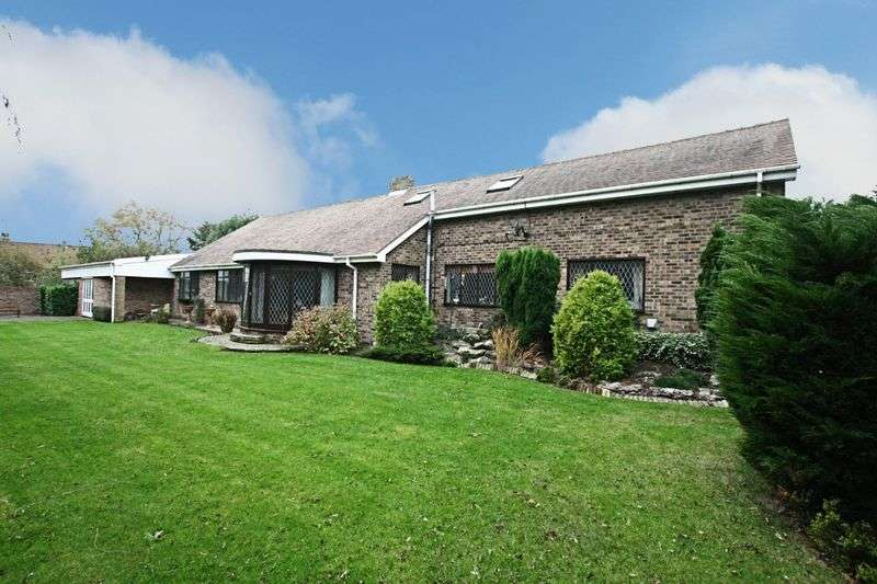 4 Bedrooms Detached Bungalow for sale in Tithe Barn Close, Patrington